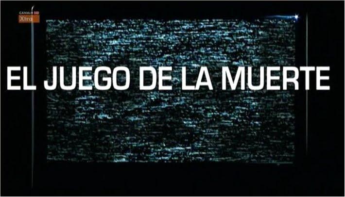 Resultado de imagen de EL JUEGO DE LA MUERTE