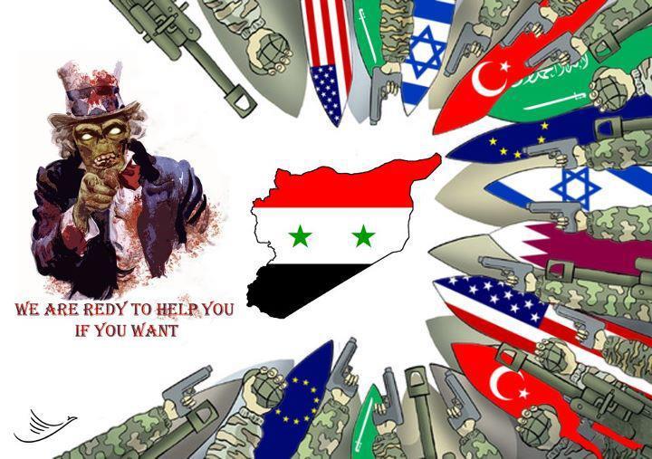 Resultado de imagen de NO a la guerra de Siria