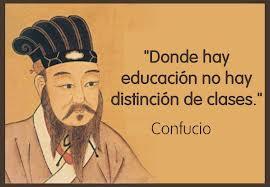 confucion educaion