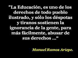 frase educacion