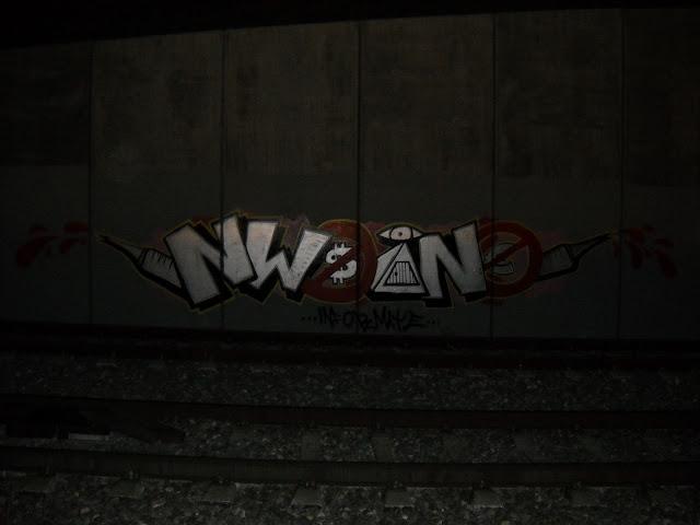 Graffiti nwo no